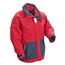 Veste nautique XM Coastal Red Taille XS